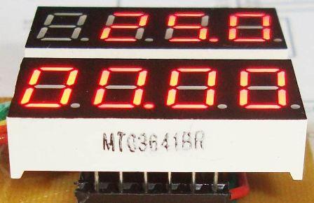 схеме, микросхем 74hc595…
