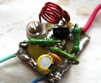 электроудочка принципиальная схема