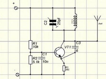 Транзистор можно взять